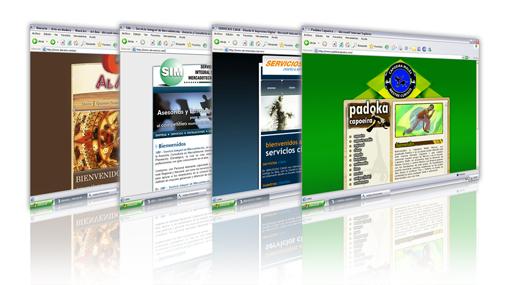 Interredes for Diseno de interiores paginas web
